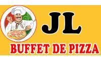 Logo de Jl Rodízio de Pízzas, Crepes E Churrasco. Prontos para seu evento