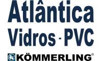 Logo de Atlântica Vidros - Esquadrias de Alumínio