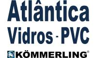 logo da empresa Atlântica Vidros - Espelhos Sob Medida