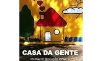 Logo de Escola Infantil Casa da Gente em Nova Campinas