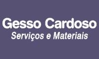 Logo de Gesso Cardoso Serviços e Materiais