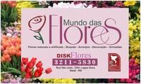 Logo de Floricultura Mundo Das Flores
