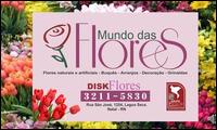 Floricultura Mundo Das Flores