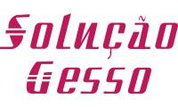 Logo Solução Gesso em Residencial Coxipó