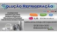 Logo de Solução Refrigeração