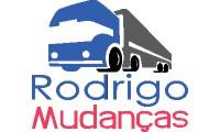 logo da empresa Rodrigo Mudanças- Transportando Lares pelo Brasil