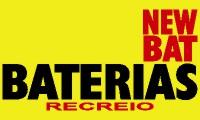 Logo de New Bat Recreio Baterias