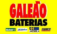 Logo de Baterias Galeão