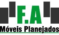 Logo de F.A Moveis Planejados
