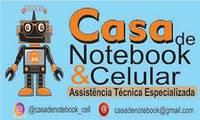 Logo de Casa de Notebook Soluções em Informática em Centro