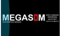 Logo de Megasom-Equipamentos E Serviços em Taguatinga Norte