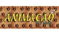 Logo de Comércio de Ração Animação Pet Shop em Vila Nova Cachoeirinha