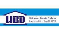 Logo de WBD Projetos de Engenharia (Engenheiro Waldemar Biscaia Dalama) em Bom Retiro