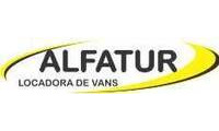Logo Alfatur Locadora de Vans em Tingui