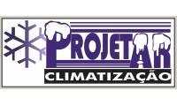 Logo de Projetar Climatização E Serviços