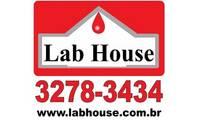 Logo Labhouse em Carlos Prates