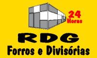 Logo de RDG Forros e Divisórias 24 Horas