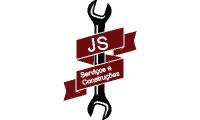logo da empresa JS Serviços e Construções
