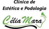 Logo de Clínica de Podologia E Estética Célia Mara em Vila Carlota