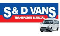 logo da empresa S&D Vans e Locação de Veículos