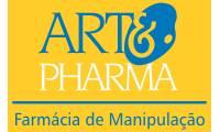 Logo de Art & Pharma Farmácia de Manipulação em Menino Deus