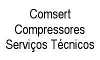 Logo de Comsert Compressores Serviços Técnicos em Novo Horizonte