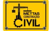 Logo de Mettas Projetos E Construções em Carmari