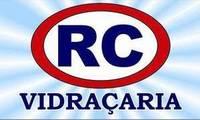 Logo de RC VIDROS