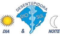Logo de Desentupidora Rio Sul em Belém Velho