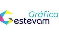 Logo de Gráfica Estevam