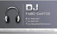 Logo Dj Fábio Santos Sonorização E Iluminação em Jardim Colibrí