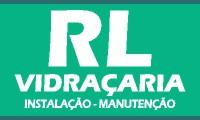 Logo de RL Vidraçaria e Serralheria