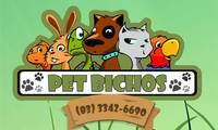 Logo de Pet Shop Pet Bichos em Liberdade