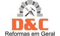 Logo de D & C Reformas em Geral em Jardim Carioca