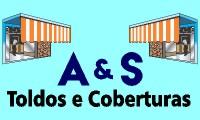 Logo de A & S Toldos e Coberturas em Cidade Nova