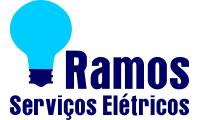 Logo Ramos Serviços Elétricos em Vila Brasil