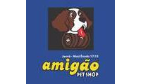 Logo de Amigão Pet Shop em Setor União