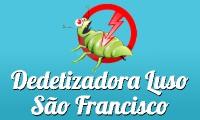 Logo de Dedetizadora Luso São Francisco