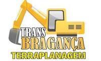 Logo de Trans Bragança Serviço de Terraplanagem