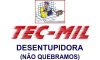 Logo Limpa Fossas Tecmil