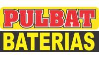 Logo de Pulbat Baterias em Setor Sudoeste