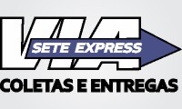 Logo de Via Sete Express - Entrega Rápida em Boa Vista