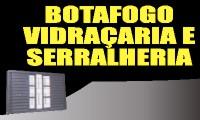 Logo de Botafogo Vidraçaria e Serralheria