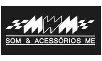 Logo de MWM -  Som e Acessórios em Bento Ferreira
