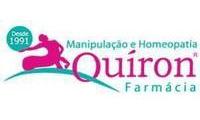 Logo de Quíron Farmácia em Menino Deus