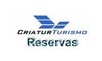 Logo de Criatur Turismo em Aparecida
