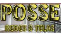 Logo de Posse Redes e Telas em Santíssimo