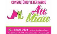 Logo de Consultório Veterinário Aumiau em Nova Brasília
