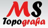 Logo de MS Topografia
