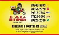 Logo Fag Moto Expresso em Santa Margarida (Barreiro)